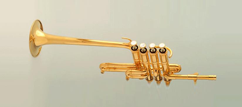 Hoch C-Trompete